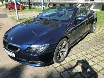 gebraucht BMW 635 Cabriolet d Garagenwagen Unfalfrei Sch...