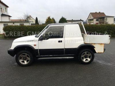 używany Suzuki Vitara 2,0 Benzin 136 PS mit Pritsche-AHK-Klima-