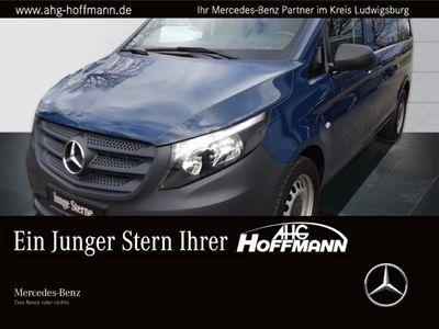 gebraucht Mercedes Vito 119 CDI KA K Klima+Navi+AHK 2.500 kg+180°