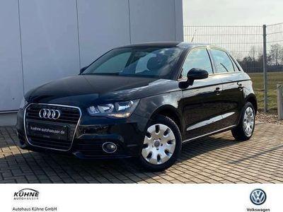 gebraucht Audi A1 Sportback 1.2 TFSI SHZ Bluetooth