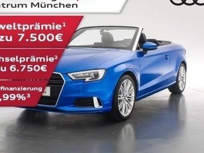 used Audi A3 Cabriolet 1.4 TFSI sport Leder/Navi/PDC/SitzHzg