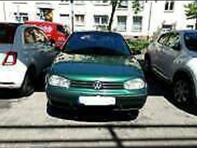 used VW Golf IV 1.6SR Comfortline BJ1998