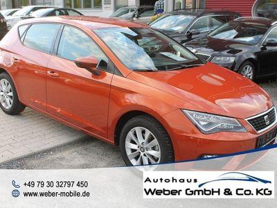 gebraucht Seat Leon 1.5 TSI *Style*WLTP*Einparkhilfe*LED*Freisprecheinrichtung*