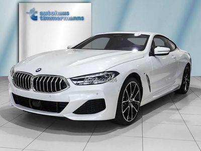 gebraucht BMW 840 d xDrive Coupe M Sportpaket Innovationsp. RFT