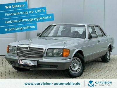 gebraucht Mercedes 380 SE   TOP   NOTE 2   SCHIEBEDACH   EL FENSTER
