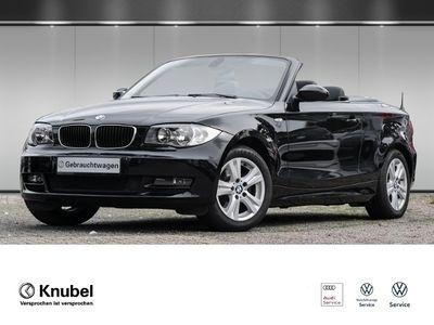 gebraucht BMW 118 Cabriolet 1er Reihe i Klima/ALU/PDC/SHZ