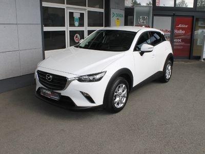 gebraucht Mazda CX-3 SKYACTIV-G 120 NAVI|SHZ|DAB