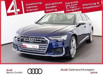 gebraucht Audi S6 S6 AvantAvant TDI 257 kW (349 PS) tiptronic