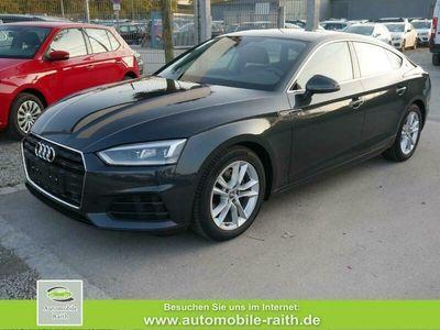 gebraucht Audi A5 Sportback 40 TFSI S-TRONIC * NAVI LED LEDER PDC SHZG TEMPOMAT EL. HECKKLAPPE