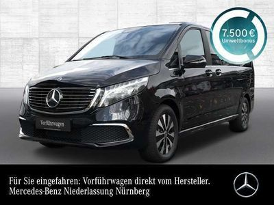 gebraucht Mercedes EQV300 AVANTGARDE Extralang 360° Distr. ILS LED
