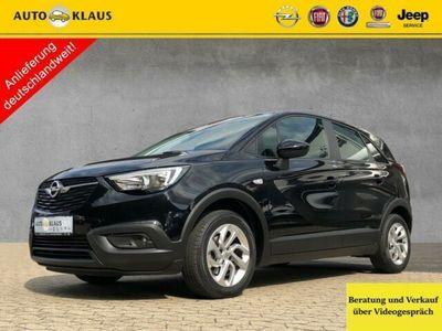 gebraucht Opel Crossland X 1.2 Turbo Edition Start/Stop (Eu 6d-