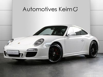 gebraucht Porsche 997 911 4 GTS PDK SPORTABGAS SPORTSITZE SCP+ ESD