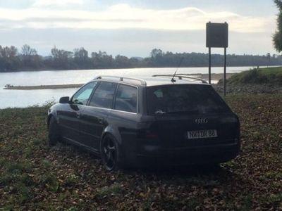gebraucht Audi A6 4b 2,5 tdi avant 6gang grüne Plakette