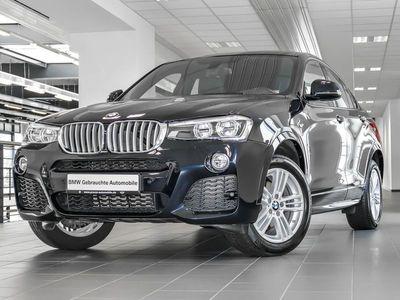 gebraucht BMW X4 xDrive28i AT M Sport