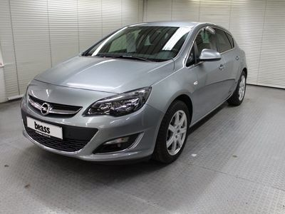gebraucht Opel Astra 1.6 CDTI DPF ecoFLEX Start/Stop Exklusiv EU6, AHK, Navi