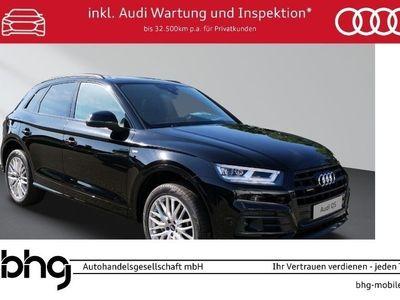 gebraucht Audi Q5 sport 50 TDI quattro 210(286) kW(PS) tiptroni