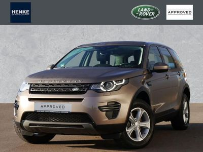 gebraucht Land Rover Discovery Sport SE