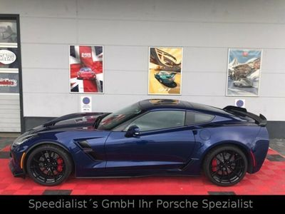 gebraucht Corvette Grand Sport C7 6.2 V8Competition Mwst TOP