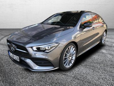 gebraucht Mercedes CLA200 Shooting Brake neues Mod. AMG,Nightp.,Navi,PDC,LED