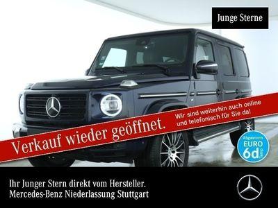 gebraucht Mercedes G500 AMG Line Distronic AktivMultikonturs. SHD