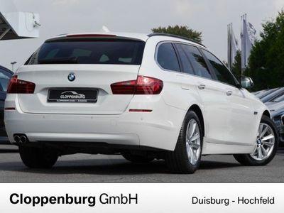 gebraucht BMW 520 dA Touring NAVI XENON LEDER TEMPOMAT SITZHZG PDC