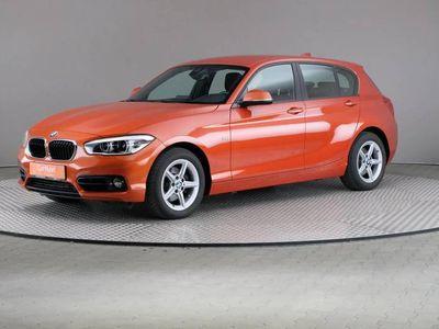 gebraucht BMW 120 1 Serie d Sport Line LED Navi PDC