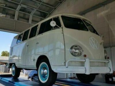 gebraucht VW T1 ORIGINAL VW1959 RARITÄT BULLI RESTAURIERT