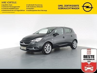 gebraucht Opel Corsa E 1.4 Innovation, Parkpilot, Sitzheizung, Klimaautomatik