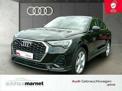 gebraucht Audi Q3 Sportback 45 TFSI quattro Navi Alu Einparkhilfe Start/Stop Sitzheizung