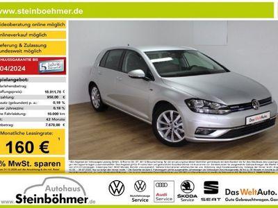 gebraucht VW Golf JOIN 1.5TSI Navi Alu 17 Zoll Bluetooth Klima