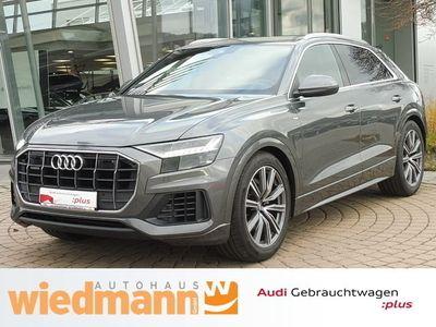 gebraucht Audi Q8 50 3.0 TDI quattro 210 kW(286 PS)Tiptronic