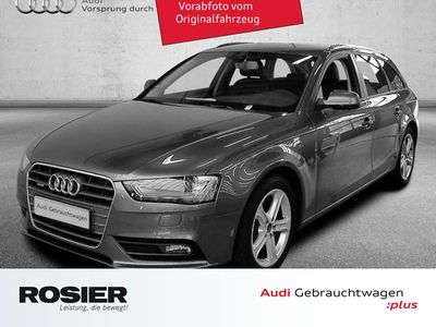 gebraucht Audi A4 Avant 2.0 TDI quattro Ambition Xenon Navi Sou