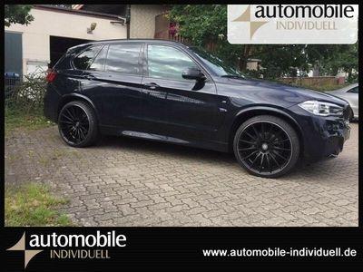 gebraucht BMW X5 M Sport HuD Xen AHK Navi DAB Panor