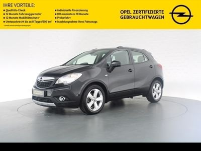 gebraucht Opel Mokka 1.4 Edition, Navi, Parkpilot, Klimaanlage,