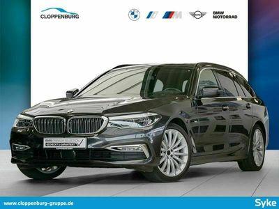 gebraucht BMW 530 d Touring Head-Up HK HiFi DAB LED WLAN RFK