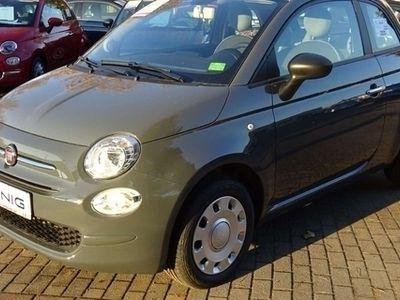 used Fiat 500 1.2 8V Pop Servolenkung