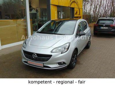 gebraucht Opel Corsa E Color Edition 5 türig