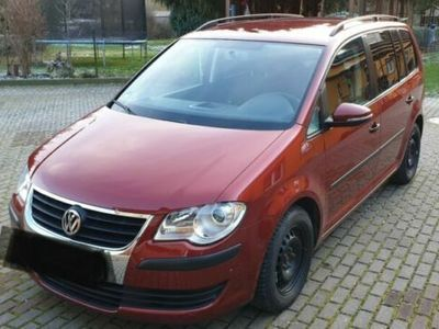 gebraucht VW Touran 1.4 TSI Trendline