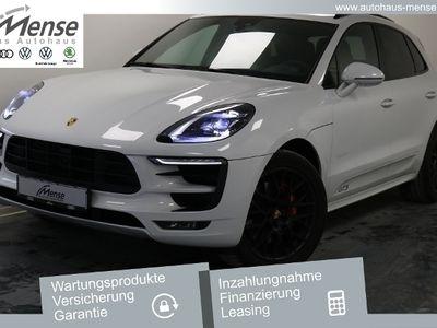 gebraucht Porsche Macan GTS LED Navi Pano AHK BOSE Keyless
