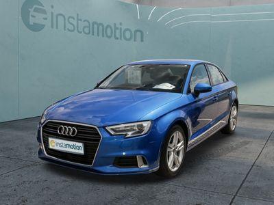 gebraucht Audi A3 A3Limo 35 TDI sport S-tronicNavi+XenonVC