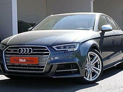 gebraucht Audi S3 Limousine 2.0TFSI quattro S-tronic #Navi LED