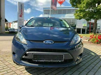 gebraucht Ford Fiesta Trend/Klima/TÜV Neu