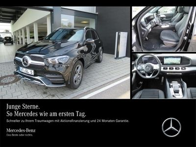 gebraucht Mercedes 300 GLEd 4M AMG/PDC/LED/Distronic/PanoDach/360°