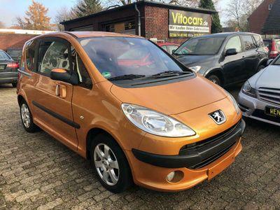gebraucht Peugeot 1007 HDi 70 Premium*HU-06/20*Klimaautomatik*