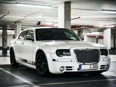 gebraucht Chrysler 300C Blickfang3.0 CRD DPF Automatik