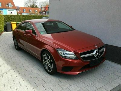 gebraucht Mercedes CLS250 (BlueTEC) d 9G-TRONIC