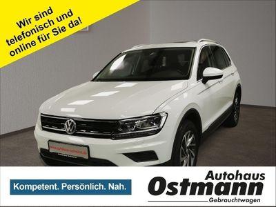 gebraucht VW Tiguan 2.0 TDI Sound 4Motion LED*Pano*Euro6
