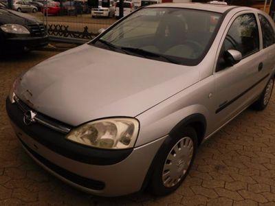gebraucht Opel Corsa C Fresh