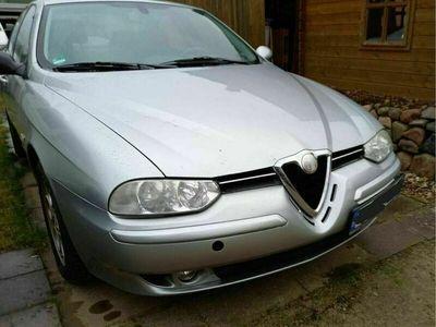 gebraucht Alfa Romeo 156 1.8 16V T.SPARK als Limousine in Bönebüttel