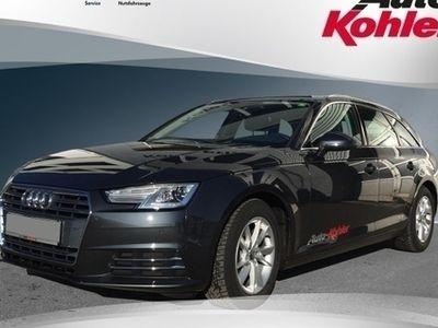 käytetty Audi A4 Avant sport 2.0 TDI 110(150) kW(PS) 6-Gang,